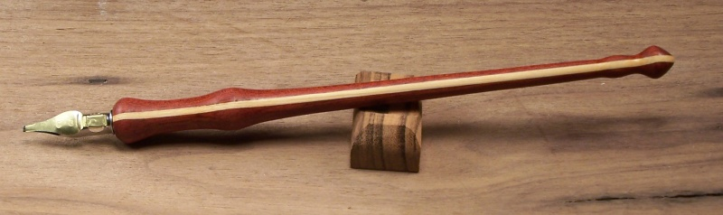 Ink Pen in Bloodwood