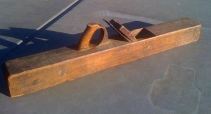 Wooden Jointer Plane